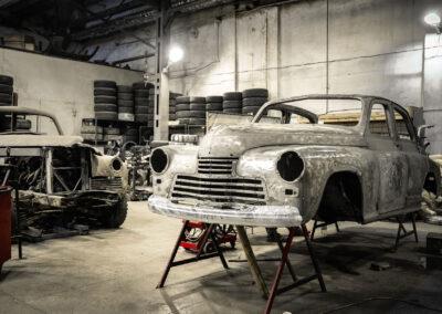 Classic Car Restoration West Hampstead North West London